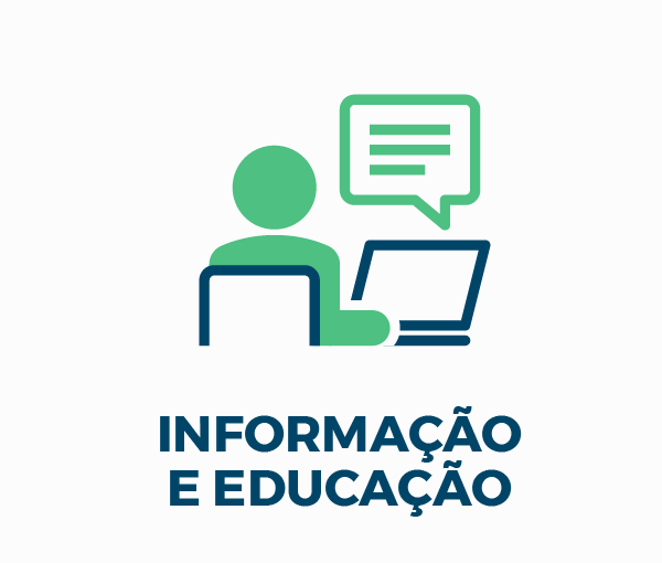 INFORMAÇÃO E EDUCAÇÃO