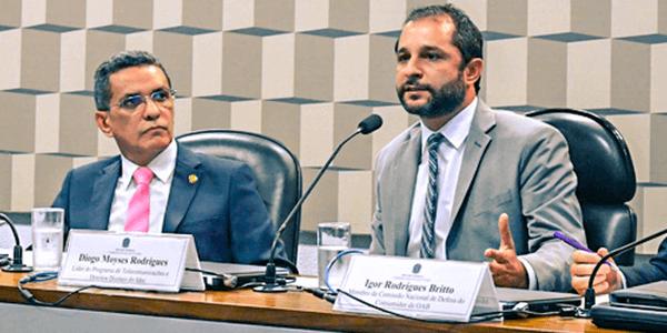 Telecomunicações e direitos digitais