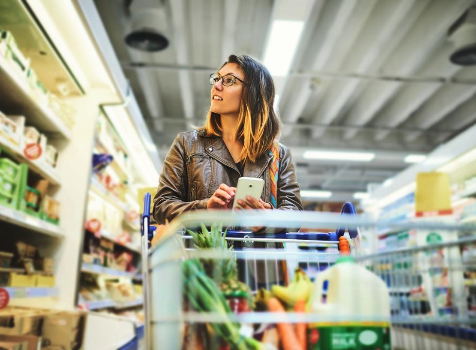 8 maneiras de economizar dinheiro no supermercado