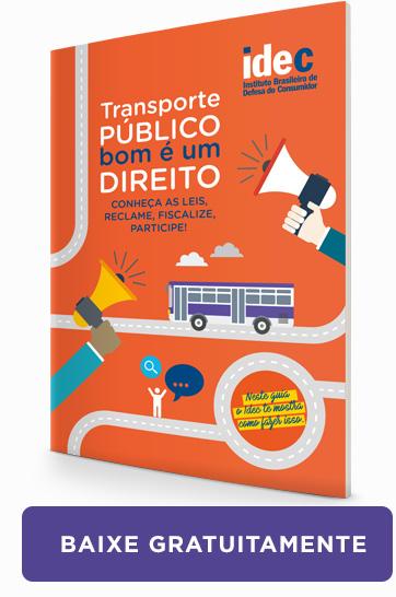 Baixe Gratuitamente o Guia de Transporte Público