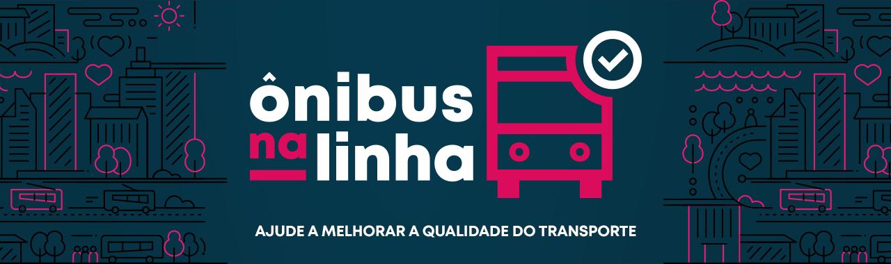 ônibus na linha