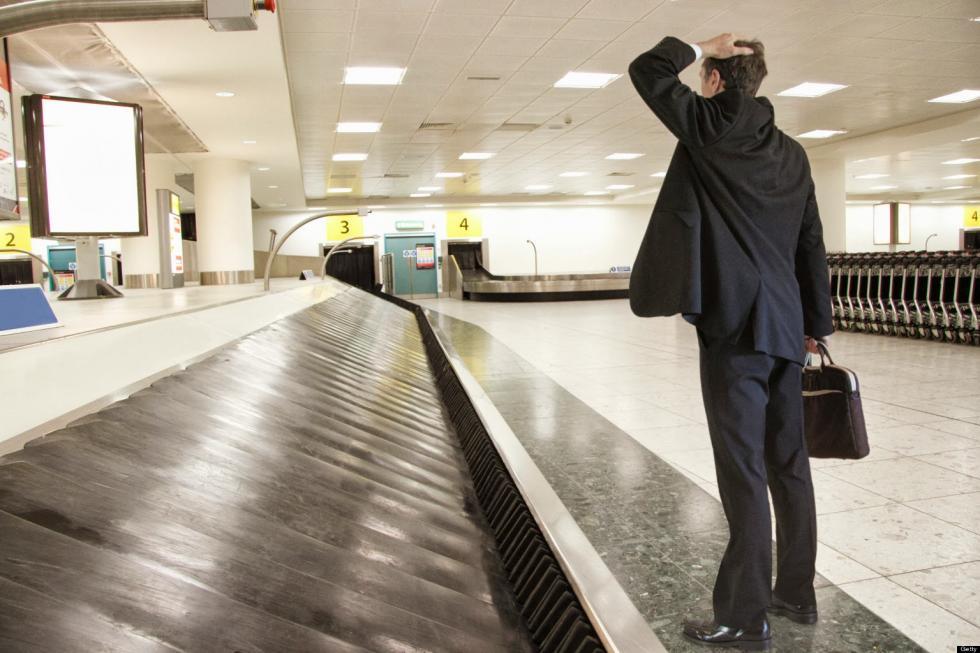 Convenções de Montreal e Varsóvia definem indenização por extravio de bagagem- André Coelho / Agência O Globo