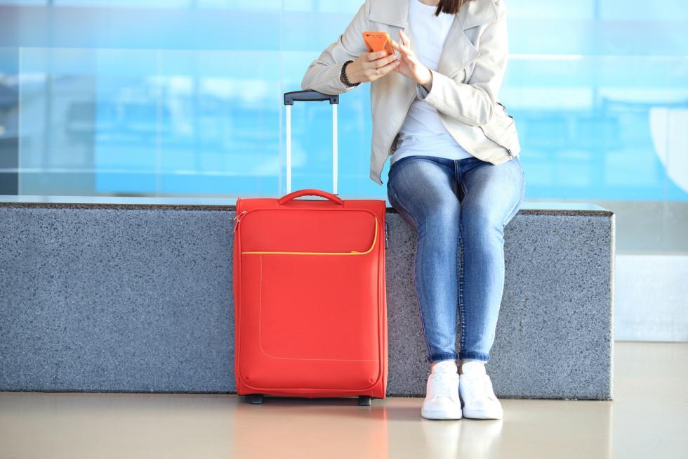 Aéreas deixam passageiros com bagagem de mão por último em embarque