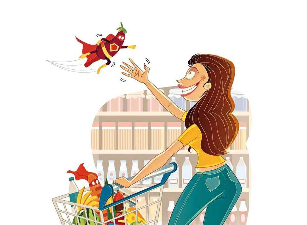 Embalagens com super-heróis aumentam venda de produtos alimentícios