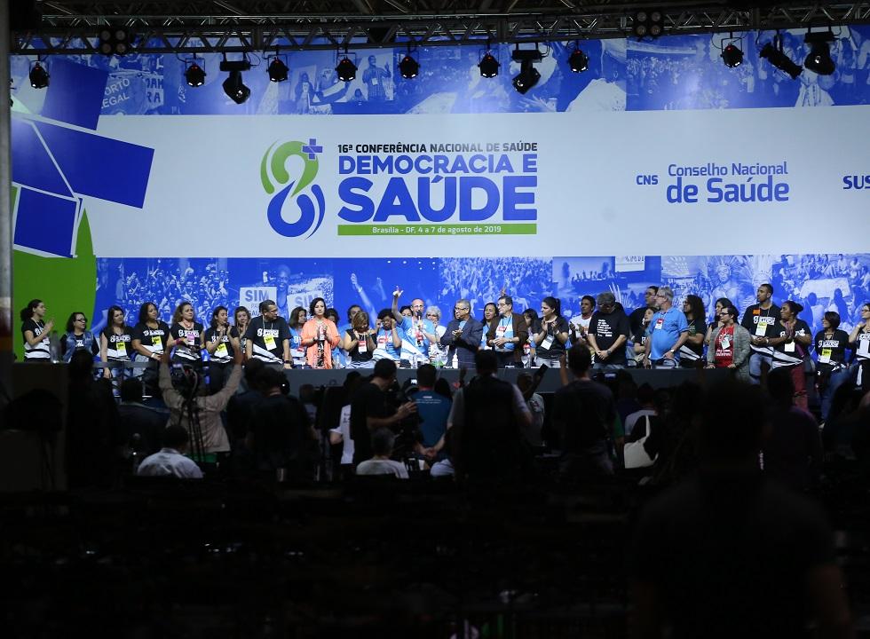 Idec participa da 16ª Conferência Nacional de Saúde; veja como foi