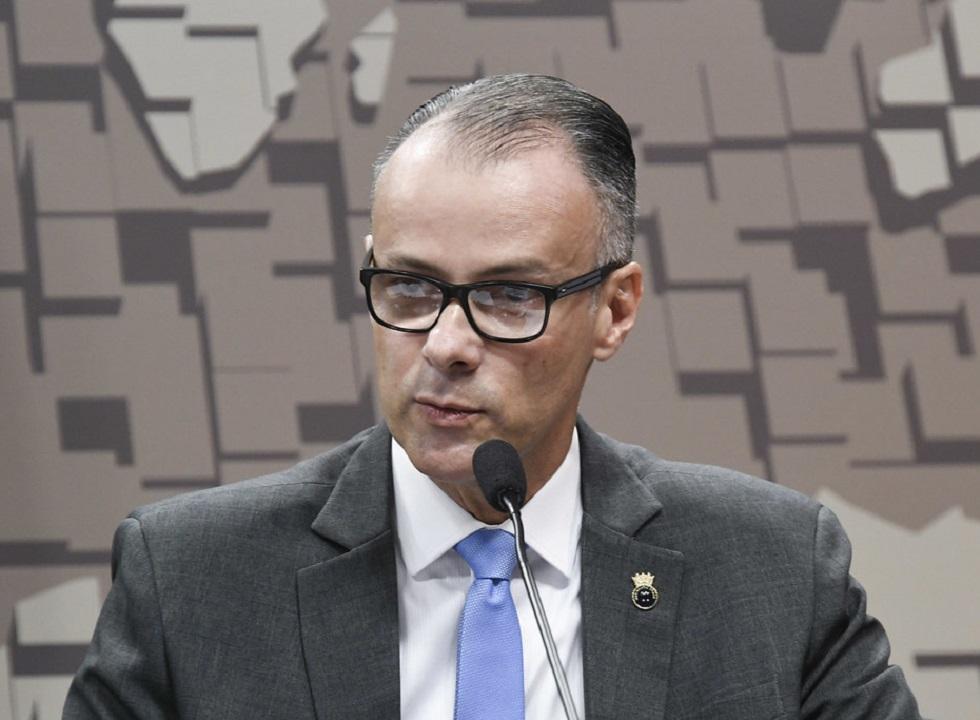 Senado aprova indicação de Antonio Barra Torres para diretor da Anvisa