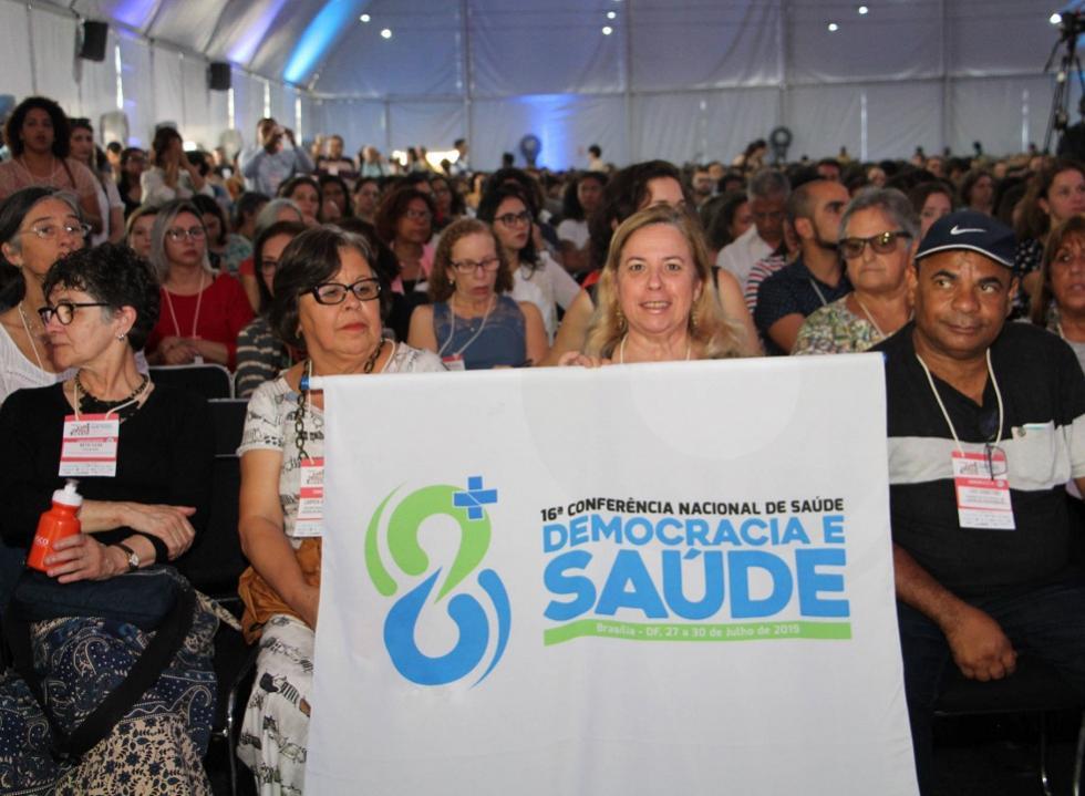 Conferência Nacional de Saúde: eventos acontecem em todo o Brasil, participe
