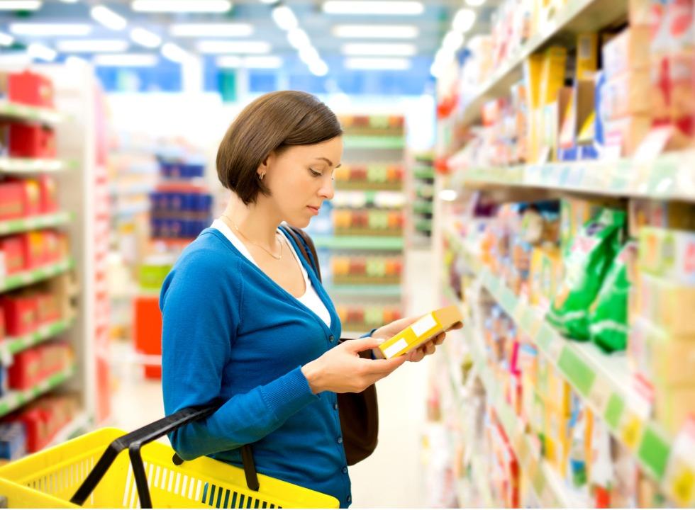 Consumidores poderão contribuir na decisão final sobre modelo de rotulagem nutricional a ser adotado no País. Foto: iStock