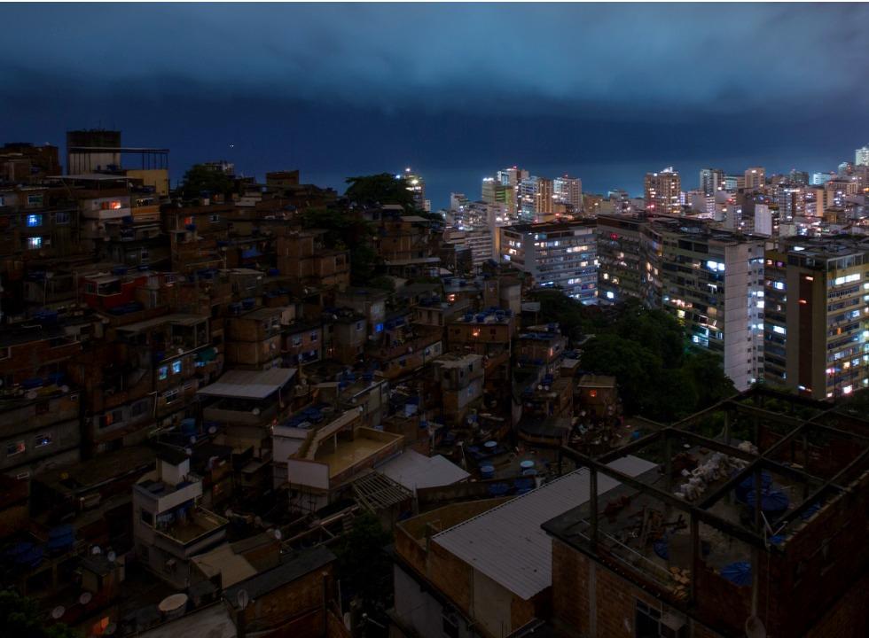 Brasil tem problema grave de fornecimento de energia elétrica