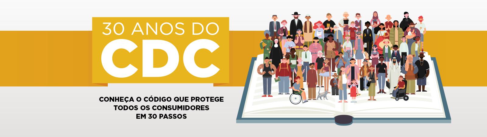 30 anos do CDC