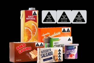 Selos de alertas ajudam escolhas mais saudáveis no Chile, diz estudo