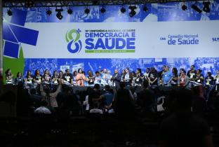 Idec participa da 16ª Conferência Nacional de Saúde. Foto: Conselho Nacional de Saúde/Divulgação