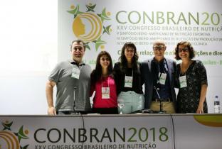 Nutricionistas e pesquisadores no curso de monitoramento de ambientes alimentares. Foto Idec