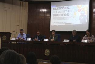 Eleições, Internet e Direitos que aconteceu na Procuradoria Regional Eleitoral de SP