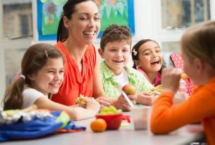 RS aprova lei que estimula alimentação saudável nas escolas
