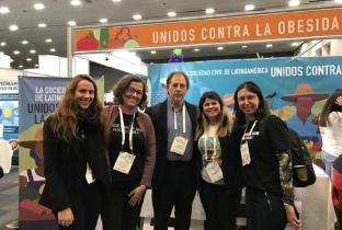 Idec participa do maior congresso de nutrição da América Latina