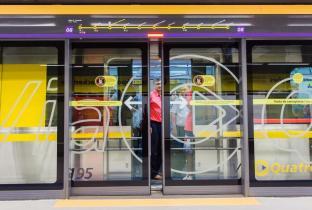 Metrô de São Paulo cobre câmeras que coletavam dados