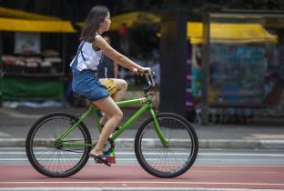 MoveCidade: mulheres são mais críticas sobre qualidade das ciclovias
