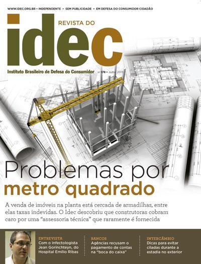 Problemas por metro quadrado